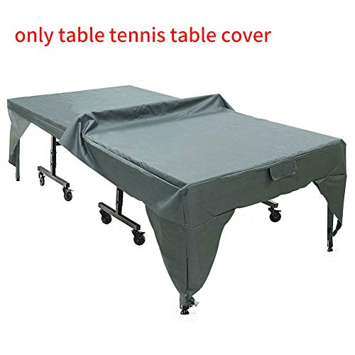 Guer Table Tennis Table Cover, F...