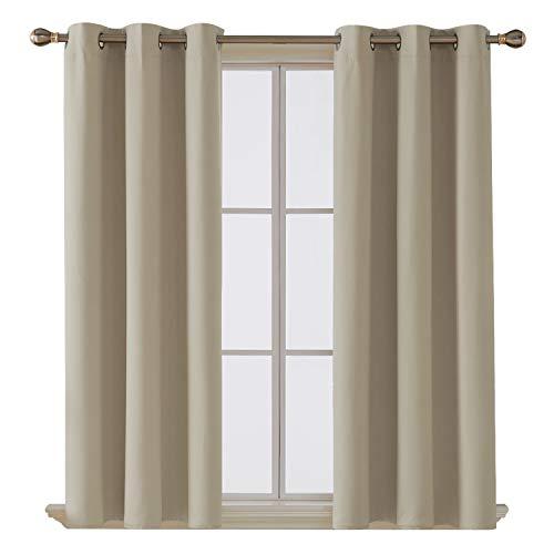 cortinas ventana cortas habitacion