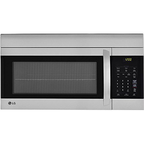 LG 30' Stainless Over-The-Range Microwave (LMV1762ST)...