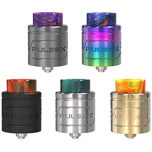VandyVape Pulse X BF RDA Verdampfer Tank Farbe Rainbow