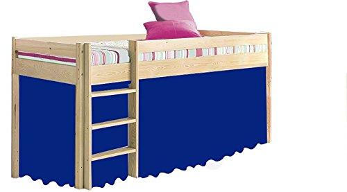 silenta Zelt 3-teilig Hochbett HB 102 - in 3 Farben lieferbar