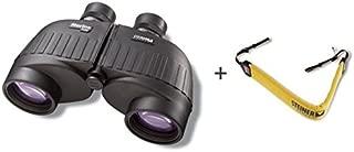 Steiner 7x50 Marine Rubber Armored Binoculars, w Binocular Float Strap, Yellow, 575-KIT