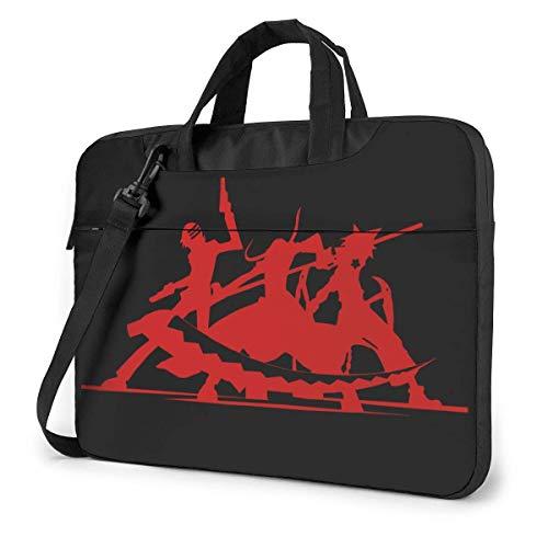 Laptop Shoulder Bag,Soul Eater Laptop Shoulder Backpack,Protective Laptop Shoulder Bags For Mother Father,40x29x2cm