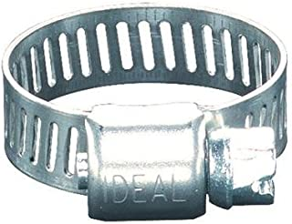 Ideal Clamp Products Ss Mini Hose Clamps44; Size 10 62M10