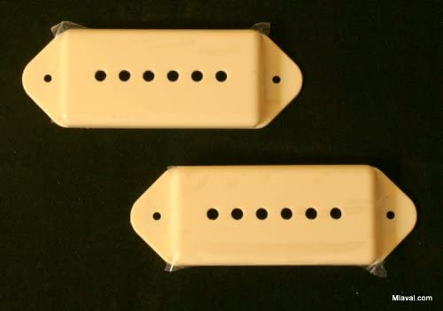 A Memphis Mall Set of P-90 Nashville-Davidson Mall Dog-ear Pickup 52mm 50 Cream Covers Pole Spacing
