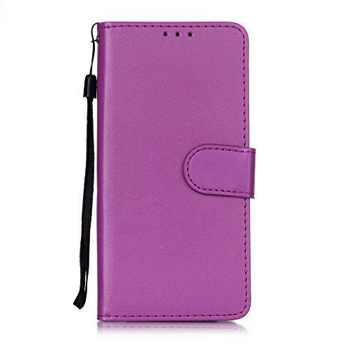 XMCJ Monedero de Cuero del tirón del Libro for el Caso del iPhone 11 for Pro Max5 5S 6S SE 6 7 8 Plus X XS MAX XR Shell del teléfono Bolsa con Ranuras for Tarjetas