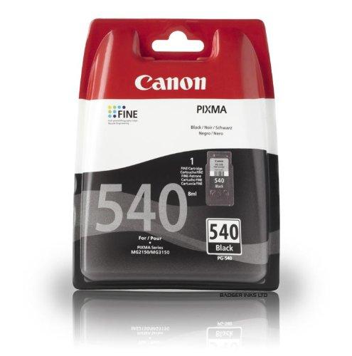 Canon Pixma MG3550 Original Druckerpatronen, Schwarz