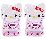 Brassard Gonflable YUESEN Hello Kitty Bandes de Bras Flotteurs Piscine Natation pour Enfant 2-8 Ans Brassard Gonflable pour Piscine,Brassard Anneau, pour Tout-Petits Enfants et Les Adultes