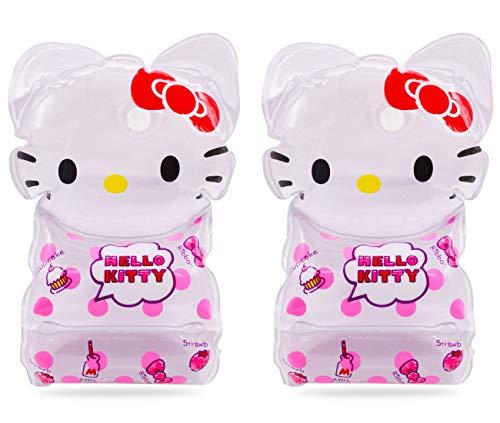 Fascia da Braccio Gonfiabile YUESEN 2 Paia Hello Kitty Braccioli Bambini Gonfiabili Nuoto Bracciale Galleggiante Manica Gonfiabile di Sicurezza per Bambini Adatti a bambini da 2 a 8