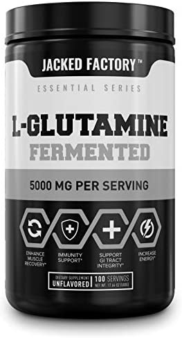 L Glutamine Fermented Powder 5g Premium Glutamine Supplement for Enhanced Muscle Recovery Immunity product image