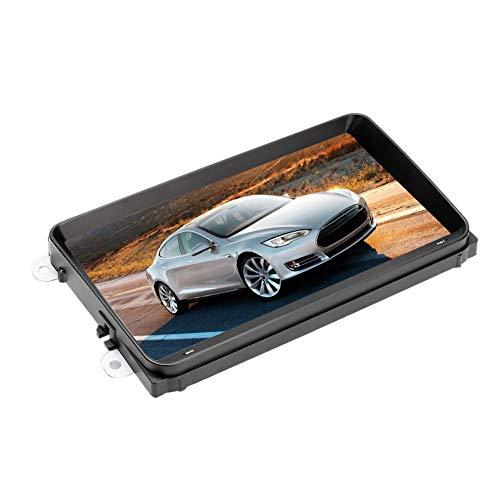 Navegación GPS para automóvil 9 pulgadas Navegación GPS para automóvil Reproductor de DVD Wifi Radio 1G + 16G para 8.1 con guía de voz y advertencia de velocidad