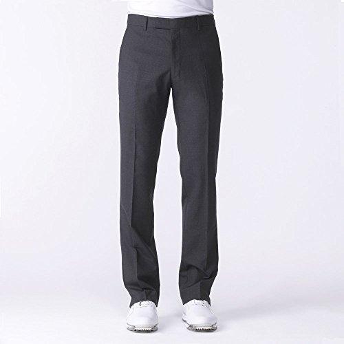 IJP Design, Pantaloni da Golf Uomo - Classic, Grigio (Graphit), 38-32