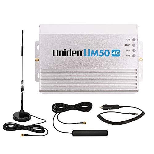 Uniden UM50 4G Car/RV/Boat Cellular Booster Kit