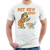 Cloud City 7 Not Now Spot Hong Kong Phooey Men's T-Shirt