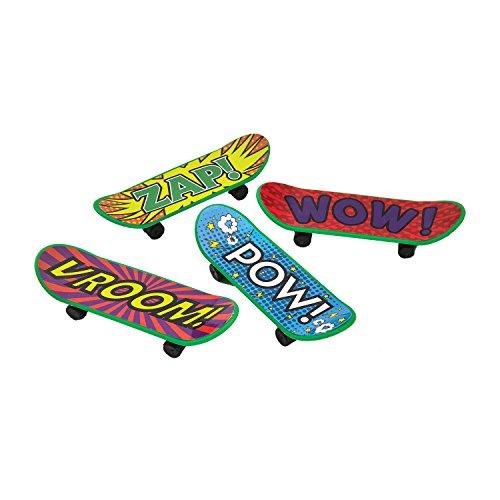 amscan 9902000Finger Skateboards