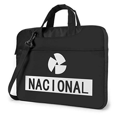 Ayrton Senna Laptop Bag Shockproof Messenger Bag Shoulder Briefcase Handbag 13-15.6 Inch Notebook Computer