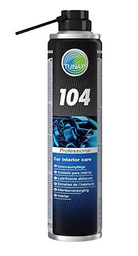 Tunap 104 Micro Lubrificante Abitacolo Per Plastica E Gomma