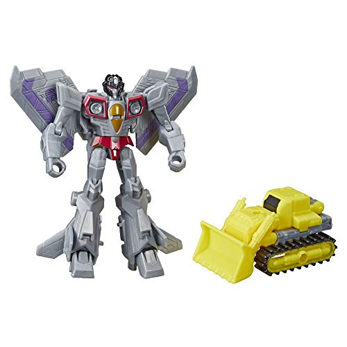 Transformers E4298ES0 TRA Spielzeuge Cyberverse Spark Armor, Mehrfarbig