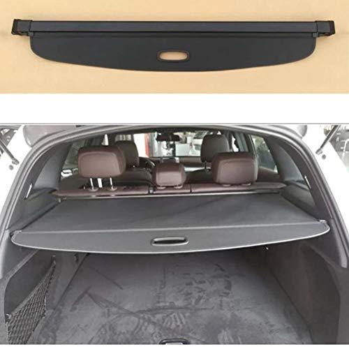 Cubierta de carga trasera para Mercedes-Benz GLC X253 GLC200 260300350 2015-2021 Cortina de partición Pantalla Sombra Tronco Escudo de seguridad, No apto para cupé