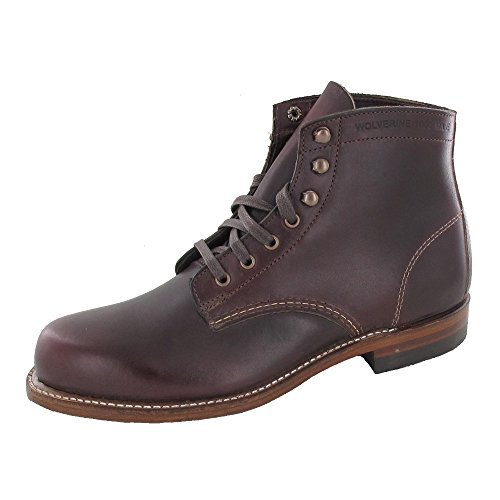 Wolverine Mens Boot 1000 Mile Boot Cordovan No. 8