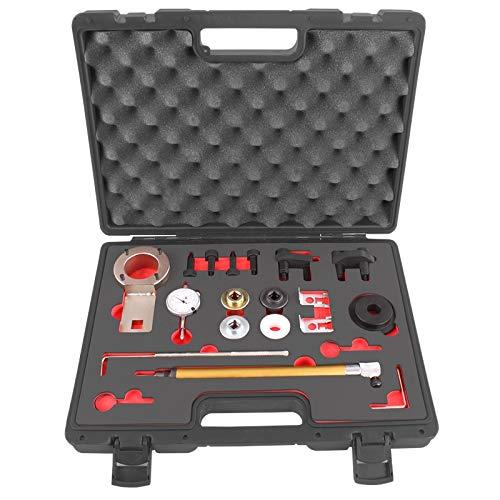 TECPO 300151 Motor Einstellwerkzeug Satz Steuerkette Wechsel Kompatibel mit VAG AUDI VW 1.8 2.0 TFSI FSI