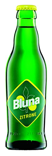 Bluna Zitone 24x0,2l - 70iger 80iger Jahre Kult - in original Glasflasche inkl. 3.60€ MEHRWEG Pfand