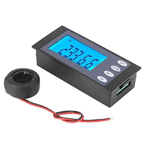 Werkseitiges AC-Digitalmessgerät, Voltmeter, Voltmeter AC 80-260V 100A