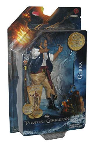 Pirates of the Caribbean 4 - Gibbs Figurine 16cm