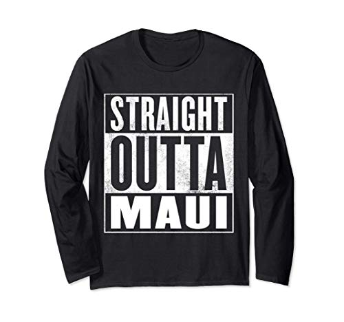 Maui - directamente desde Maui Manga Larga