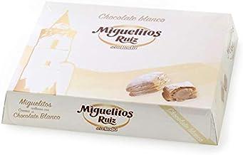 Ruiz Miguelitos de La Roda Chocolate Blanco - 500 gr