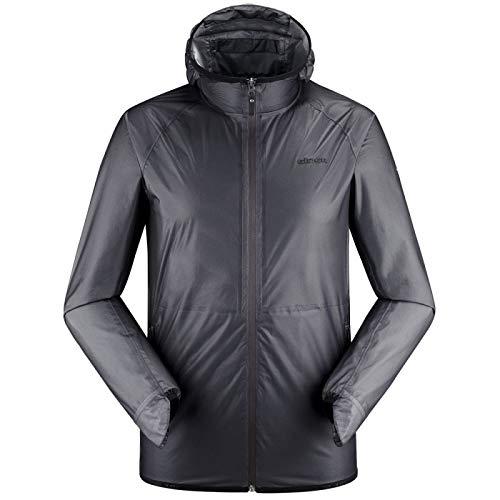 Eider Bright Light Jacket Herren Regenjacke XX-Large Crest Black