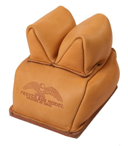 Protektor Model Rabbit Ear Rear Bag Hard Bottom, 1-Inch
