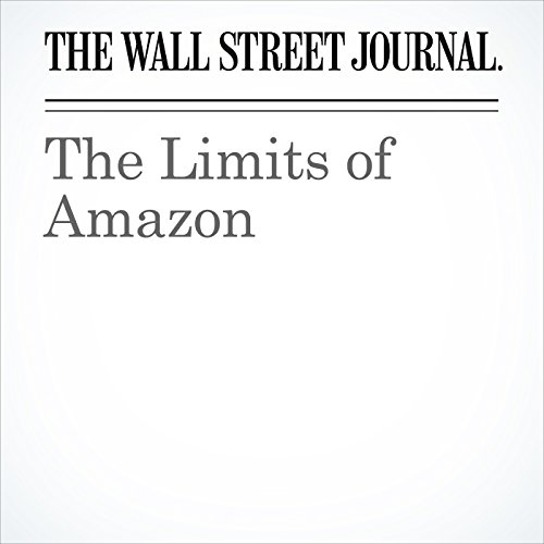 The Limits of Amazon copertina