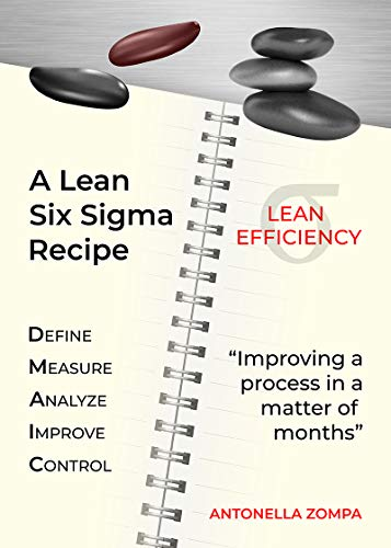 A Lean Six Sigma Recipe: Improving a process in a matter of months (English Edition)