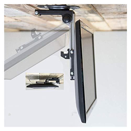 FGVBC Soporte para TV Pantalla Plegable 17-37 LED LCD Soporte para luz...