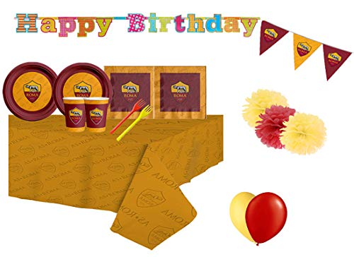 Irpot Kit N°54 - F Festa Compleanno AS Roma