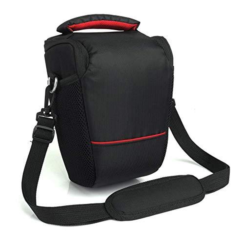 Dengheng DSLR Kameratasche für Canon EOS 4000D M50 M6 200D 1300D 1200D 1500D 77D 800D 80D D3400 D5300 760D 750D 700D 600D 550D