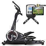 Sportstech Vélo elliptique d'Appartement CX640 Compatible Application Smartphone,...