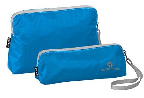 Eagle Creek Pack-It Specter Wristlet Set, Brilliant Blue, Set of 2 (XS, S)