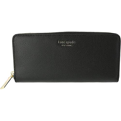 Kate Spade Sylvia Slim Continental Leather Wallet