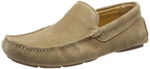 GANT Footwear Herren Austin Mokassin, Beige (Safari Beige G113), 44 EU