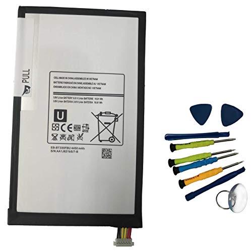 efohana EB-BT330FBU Tablet Battery Replacement for Samsung Galaxy Tab 4 8.0' inch T330 T331 T335 T337 T337A SM-T330NU SM-T337T SM-T337 Series Notebook EB-BT330FBE EB-BT330FBC 3.8V 16.91Wh 4450mAh