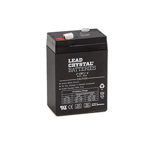 Lead Crystal - Akku Bleikristall 3-CNFJ-4 6V 4Ah F4.8