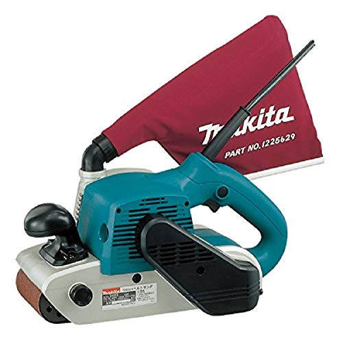 Handheld Belt Sander with Cloth Dust Bag