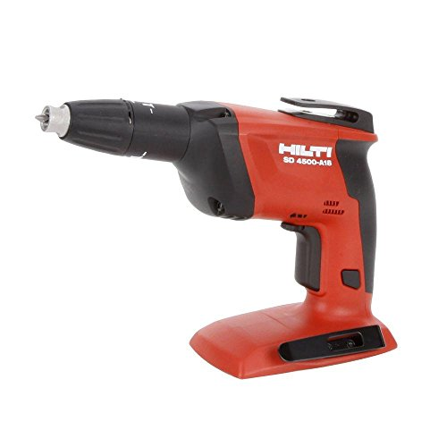 Hilti 403198 SD 4500-A18 18-Volt Cordless Screwdriver Tool Body with Box