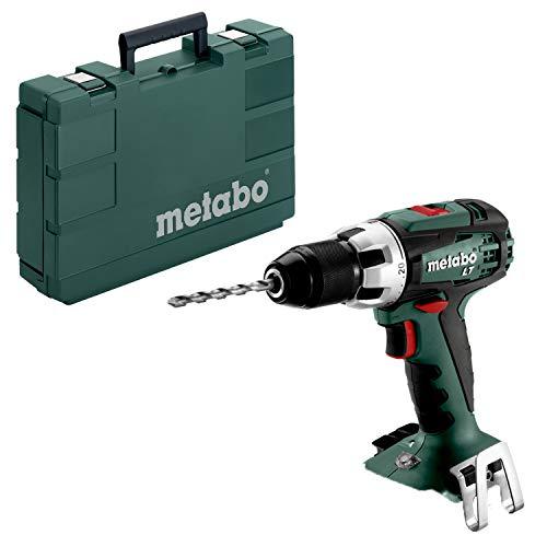 Metabo Akku-Bohrschrauber BS 18 LT Compact ohne Akku ohne Lader im Handw.-Koffer