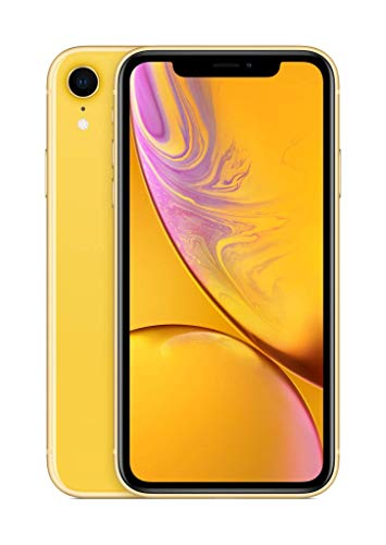Apple iPhone XR (128 GB) - en amarillo
