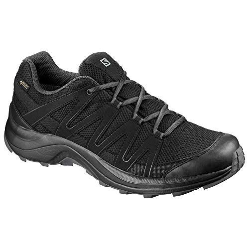 Salomon 407442_44 2/3, Zapatillas de Running Hombre, Negro, EU