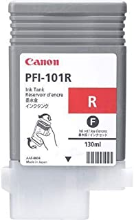 Canon USA INC PFI-101R - RED Ink Tank 130ML