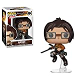 Funko Pop Animation : Attack on Titan - Hange Gift Vinyl 3.7inch for Anime Fans Figure Collection fo...